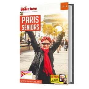 Le Petit Futé «Paris Seniors» édition 2018