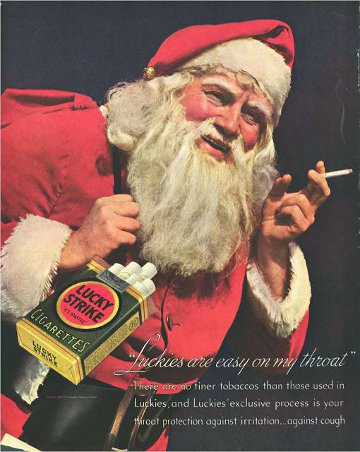 Le médecin vous recommande la cigarette.