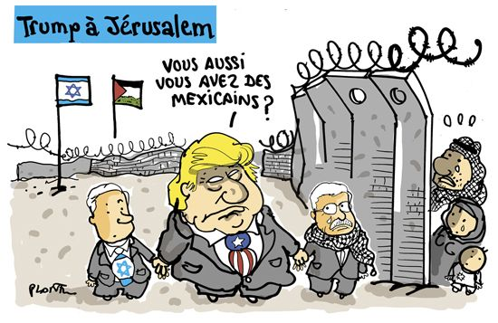 Le mur des séparations