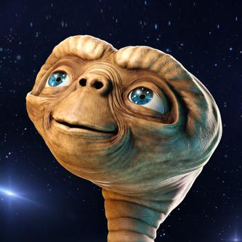 E.T. est de retour 37 ans après.